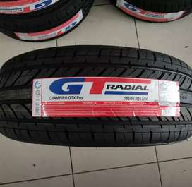 Ban GT Radial murah lebar 195-50 R16 Champiro GTX Pro Baleno Avega