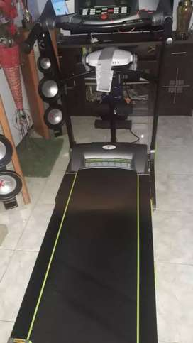 Sport sehat treadmill auto INCLINE Green