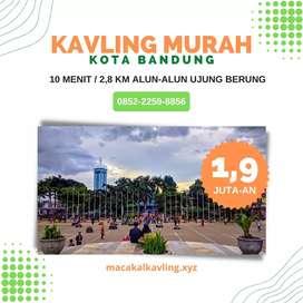 Tanah Murah di Kota Bandung