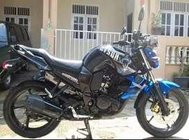 Motor  byson  blue 2014 Rp.6.500.000 bisa nego