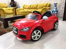 Kids Electronic Ride On Audi Car