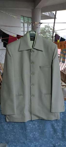 Selling unused coatsuit