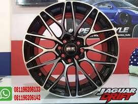 Velg Mobil Racing Tipe HSR SLOUX Ring16X7 (Xenia Avanza Sigra Dll)