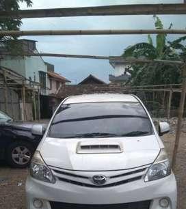 Toyota Avanza E 1.3