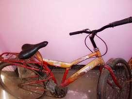 Hercules bicycle.