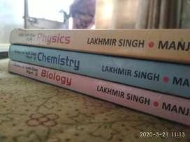 Lakhmir Singh boi and chemistry