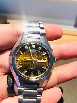 Ricoh automatic watch