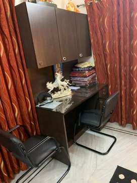 Study table with chair in very good condition