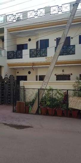 32*58 = 180 gaj corner double story Villa for sale near VT road