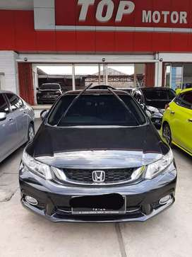 "Honda Civic 1.8 Matic / AT ""2014"" Hitam"