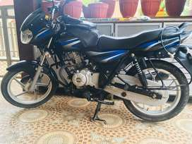 Discover 125 cc single owner all docs available