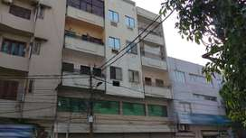Well Maintained 2nd Floor Flat for sale in 12th Commercial Street