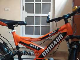 BYCICLE CHICAGO BMX 2 ( SPORTS CYCLE )