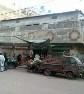 Mehmoodabad Commercial House For Sale very low Price