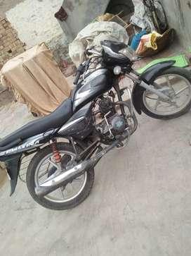 Very nice motorcycle