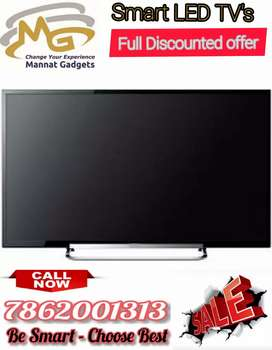 """Biggest Bumper dhamaka offer"" 50 inch smart LED TV"