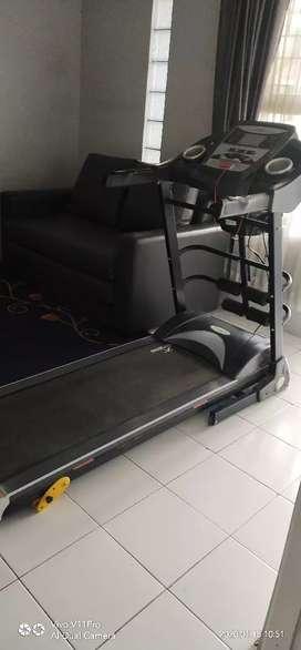 jual treadmill motor 12 speat nego