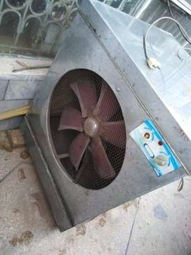 LAHORI AIR COOLER with 5 blade fan