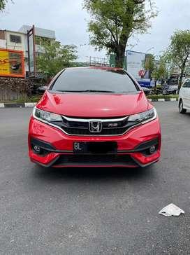 Honda Jazz rs cvt matic tahun 2020 nik 2019