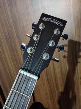 Woodtone Acoustic Guitar