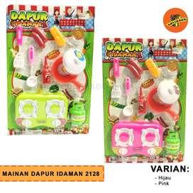 MAINAN DAPUR IDAMAN 2128- Mainan Masak-Masak Anak