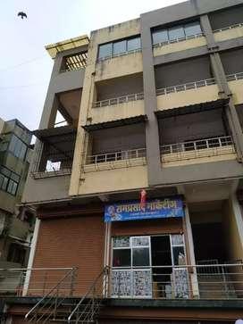 1BHK Top floor with terrace, Mumbai-Goa highway touch