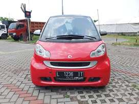 Smart Fortwo mhd coupe 2011 AT Merah Surabaya