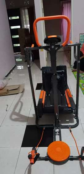 Treadmill manual 6ff layanan gratiiis kirim