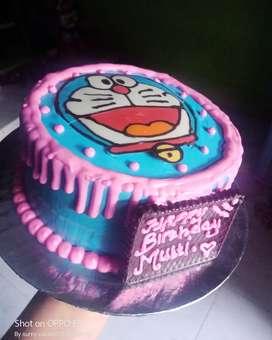 Kue ulang tahun karakter