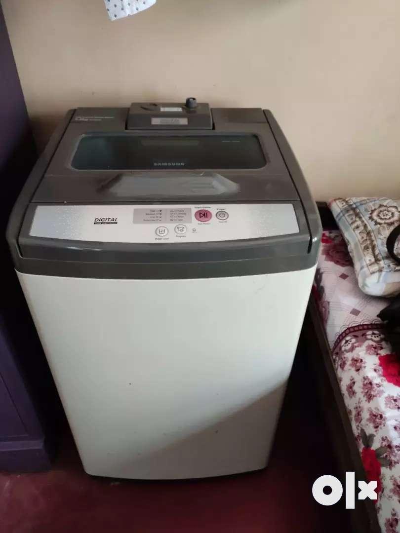 Samsung 5.8kg washing machine for sale 0