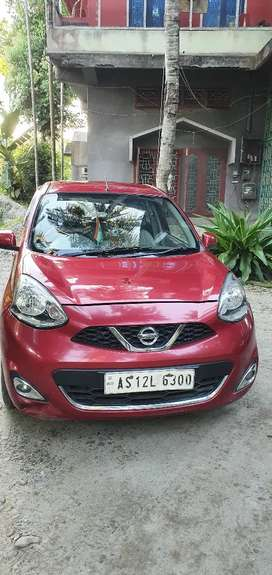 Nissan Micra 2014 Diesel Top. Well Maintained.