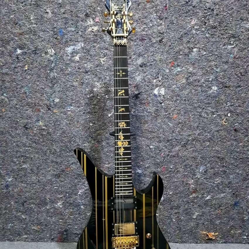 Gitar shecter syngter gates original korea