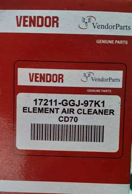High Quality Motorcycle CD 70/125 Vender Filters Available