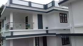 Aluva cochin bank new beautyful house for sale.