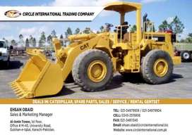 Caterpillar Loader and Genset Spare parts