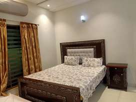 10 Marla Lower Portion Fully Furnished For Rent in Bahria Town Lahore