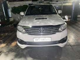Toyota fortuner brand new condition trd automatic