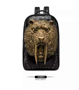 TAS RANSEL TIGERES 3D ROCK n ROLL LIFESTYLE 2020
