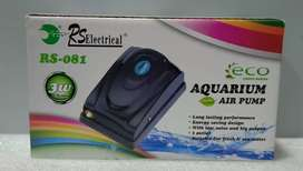 RS Electrical Rs-081 Aquarium Air Pump Single Nozzle.
