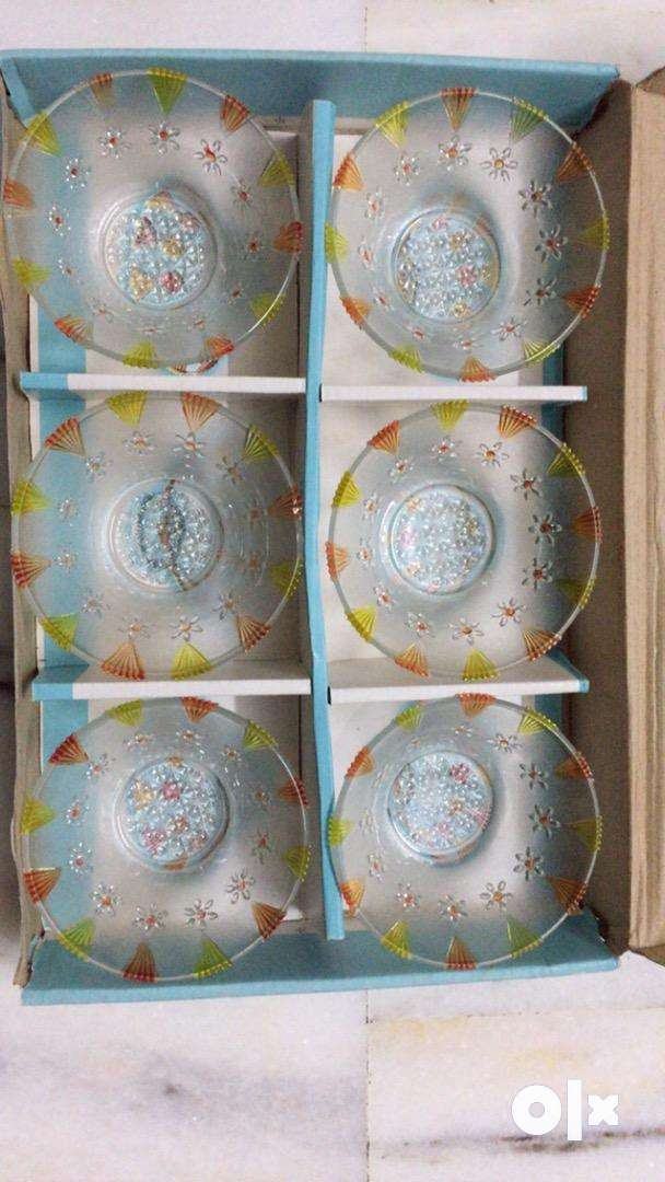 Lazer branded 6 Fancy Bowls set superb quality 0
