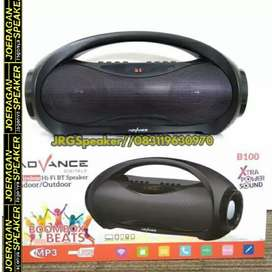 Advance b100 speaker portable bluetooth MURAH
