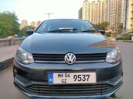 Volkswagen Polo 1.0 MPI Trendline, 2015, Petrol