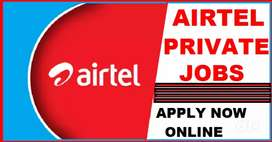 Airtel process urgent hiring for BPO/ KYC / CCE/ KPO Executives