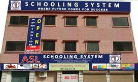 Space available for Coaching Center or Language Centre i.e. Domino