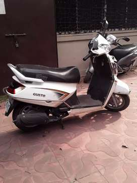 Worthy scooter to ride.