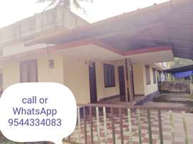 1100 sqft 3 bhk house near iringole kavu perumbavoor