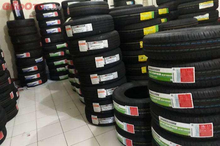 Ban Mobil Bridgestone R15 Ukuran 185/65 Ring 15 Ban Tubles Murah