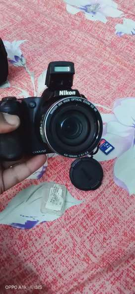 Nikon CoolPix L810 with new condition For Sale