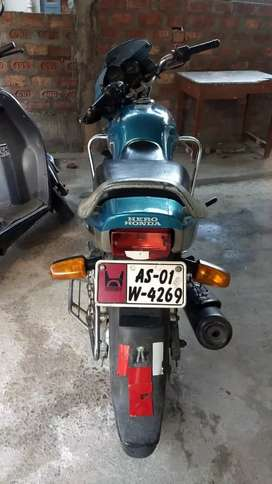 CBZ bike in good condition.
