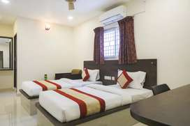 Req reception for Guest House only male